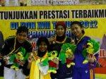 Medali di Anggar (Official PON Riau 2012 Community)