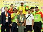Medali di Angkat Berat (Official PON Riau 2012 Community)