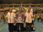 Medali di Bola Basket (Official PON Riau 2012 Community)