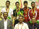 Medali di Bulutangkis (Official PON Riau 2012 Community)