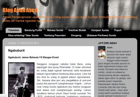 Blog Abah Asep