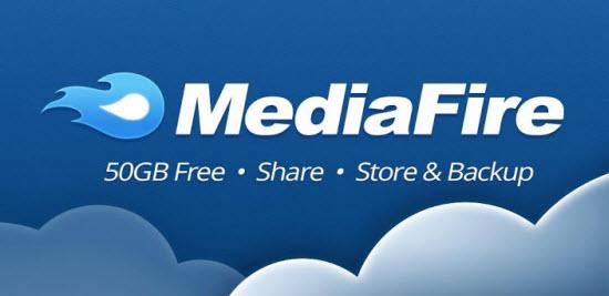Leuit 50 GB di MediaFire