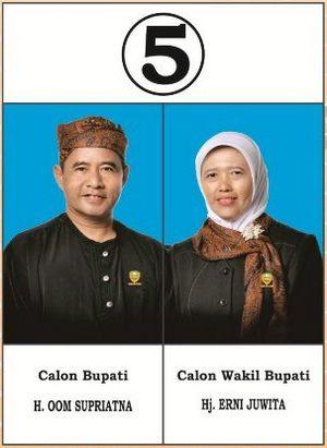 Pasangan calon nomer 5