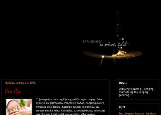 Blog asalbitu