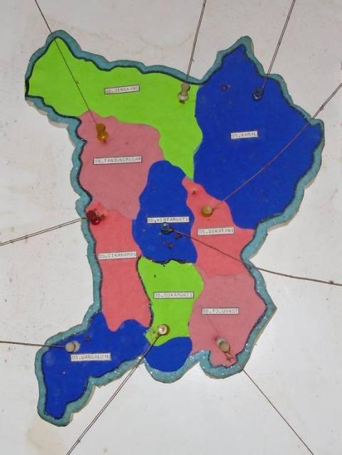 Wewengkon Kacamatan Tanjungmedar