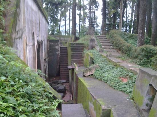 Wangunan benteng tingkat dua