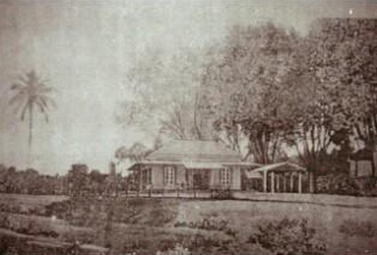 Gedong Lanraad taun 1909
