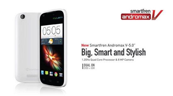Henpon Smartfren Andromx V 5.0