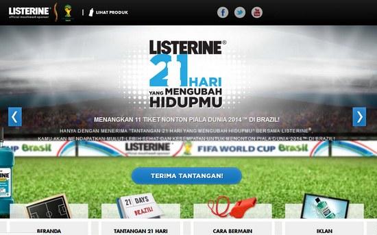 Listerine Indonesia