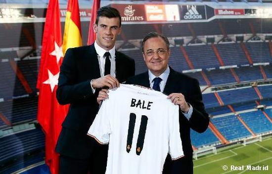 Gareth Bale, pamaen bal pangmahalna