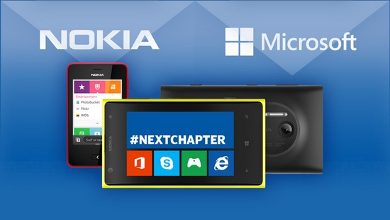 Nokia dibeuli ku Microsoft