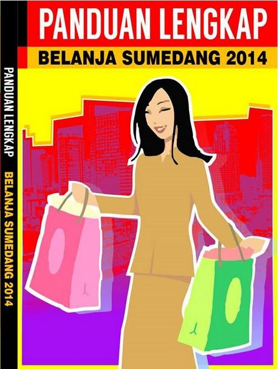 Buku Panduan Belanja Sumedang 2014