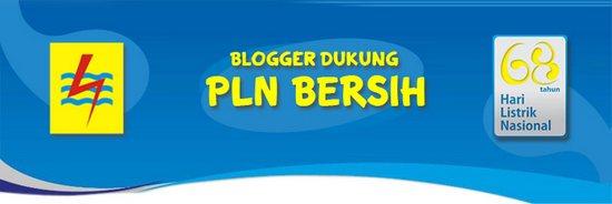 Pasanggiri 'Blogger Dukung PLN Bersih'