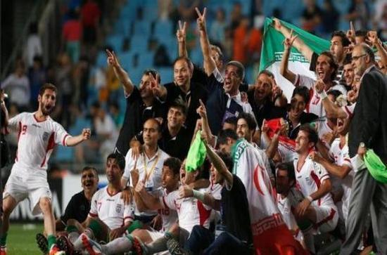 Nagara Iran asup Piala Dunia 2014 di Brasil