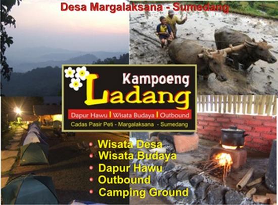 Wisata Budaya Kampung Ladang