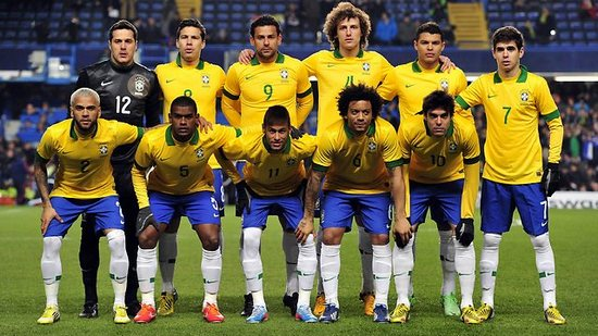 Tim mengbal nagri Brasil