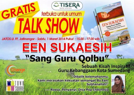 Ngobrol (Talk Show) Ngeunaan Sang Guru Qolbu