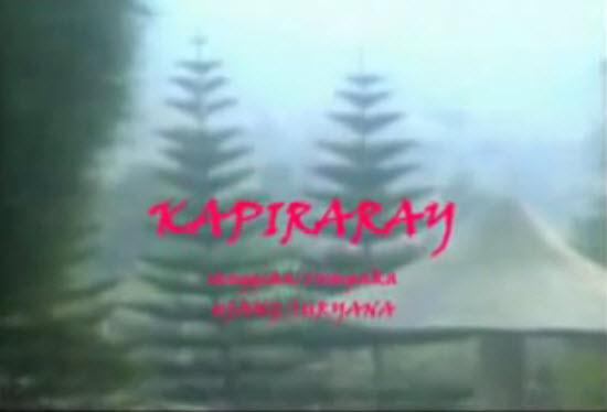 Lagu degung Kapiraray