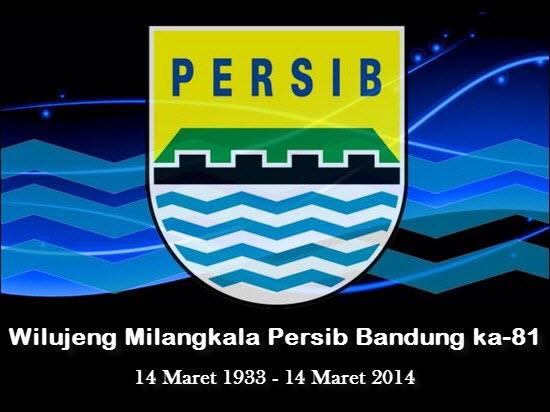 Milangkala Persib Bandung ka-81