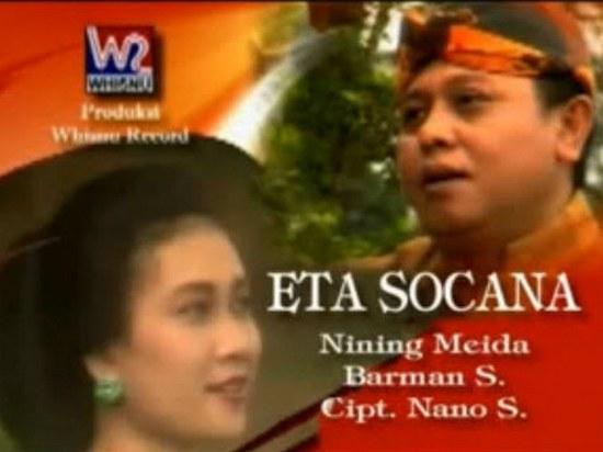 Éta Socana