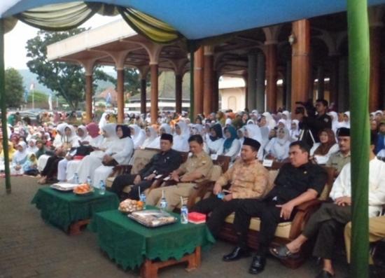 Tabligh Akbar di Masjid Agung Sumedang