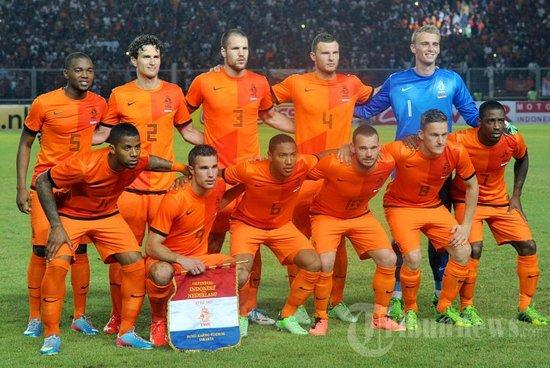 Tim mengbal nagri Walanda