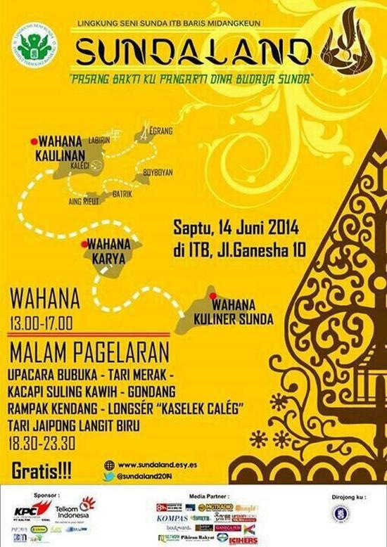 Pagelaran Sundaland ti Lingkung Seni Sunda ITB