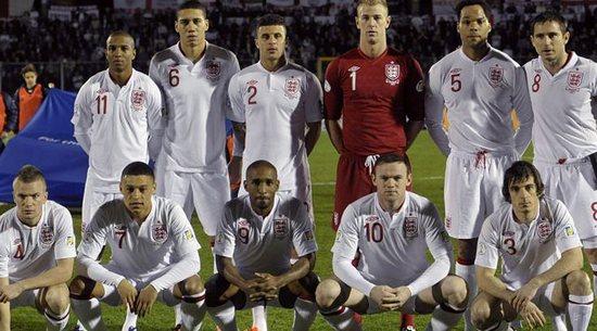 Tim mengbal nagri Inggris