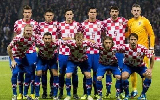 Tim mengbal nagri Kroasia