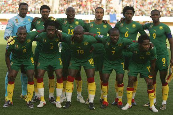 Tim mengbal nagri Kamerun