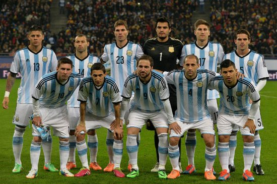 Tim mengbal nagri Argentina