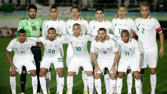 Tim mengbal nagri Aljazair
