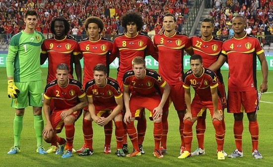 Tim mengbal nagri Belgia