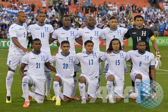 Tim mengbal nagri Honduras