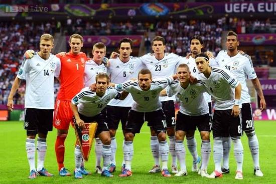 Tim mengbal nagri Jerman