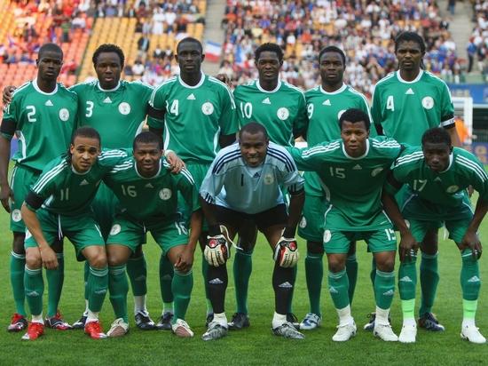 Tim mengbal nagri Nigeria