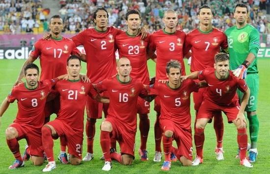 Tim mengbal nagri Portugal