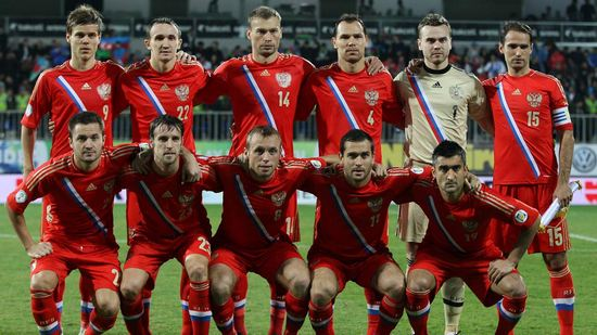 Tim mengbal nagri Rusia