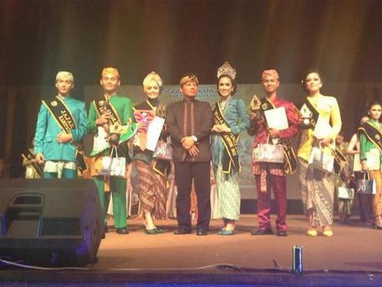 Mojang Jajaka Pinilih Kabupaten Bandung 2014