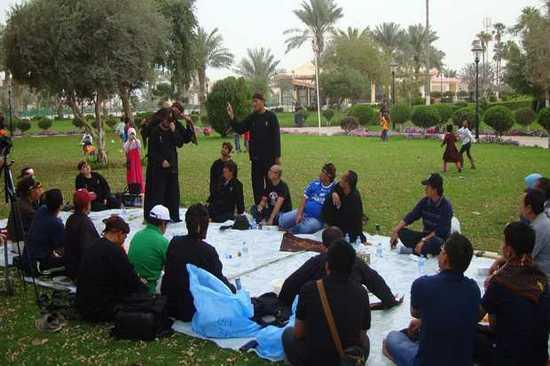 Urang Sunda di Qatar Nyieun Beungkeutan BSQ (Baraya Sunda Qatar)