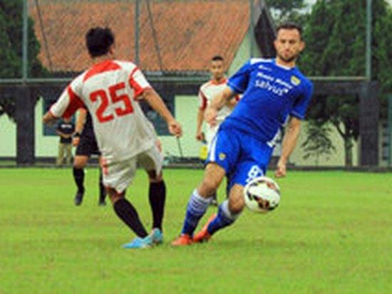 Pamaen hareup Persib Bandung, Ilija Spasojevic jadi andelan dita tatandang Liga Indonesia