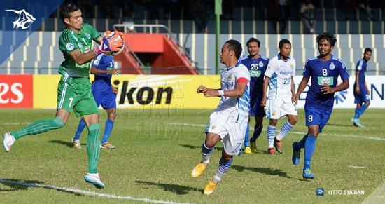Persib Bandung ngelehkeun New Radiant