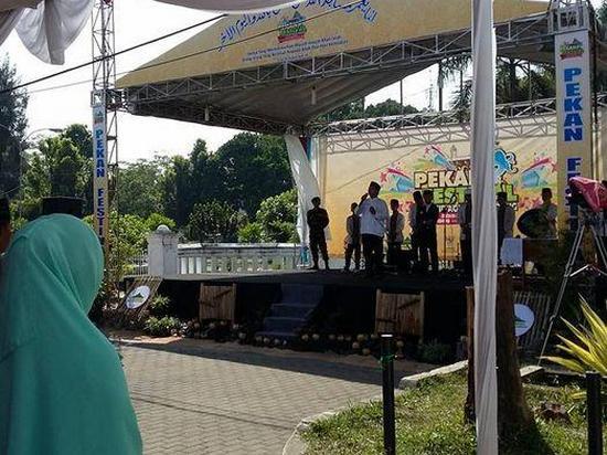 Pagelaran Pekan Festival Masjid Agung Sumedang ka-2 Taun 2015