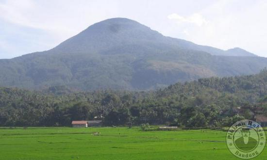 Wewengkon Gunung Tampomas