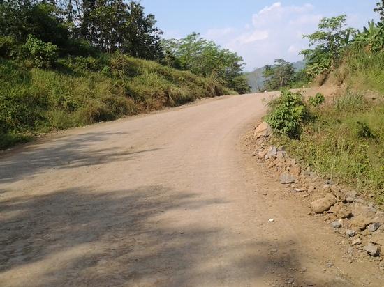 Jalan ka Jatigede ngaliwatan Situraja - Cisitu