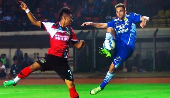 Pérsib Bandung Bisa Ngéléhkeun Pérsiba Balikpapan di Piala Présidén 2015