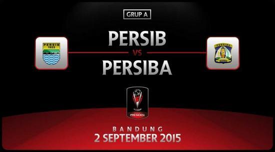 Persib Bandung ngalawan Persib Bandung
