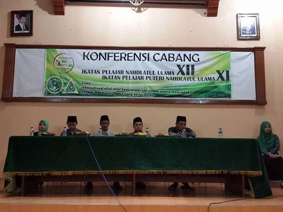 Kagiatan Konfercab IPNU jeung IPPNU Kabupaten Sumedang