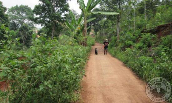 Salasahiji wewengkon anu bakal kaliwatan ku jalan muter dayeuh Sumedang