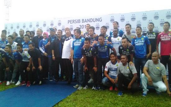 Pérsib Bandung ngawanohkeun tim di ISC A